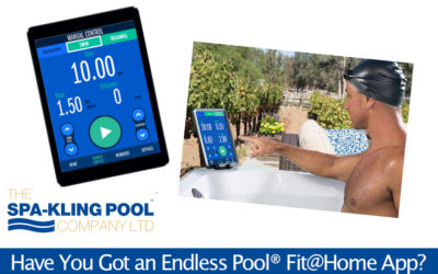 Have You Got an Endless Pool® Fit@Home App?