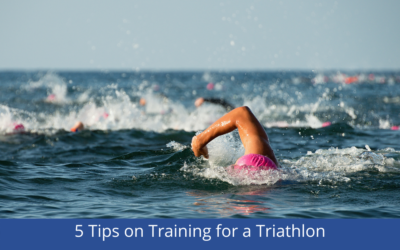 5 Tips on Training for a Triathlon