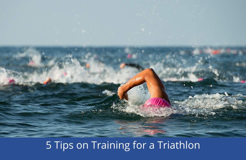 5 Tips on Training for a Triathlon